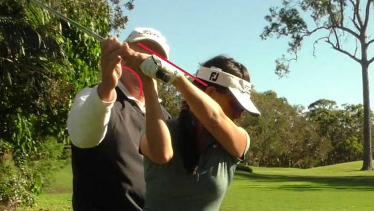 Inside Golf – Fix your slice, with Terry Price
