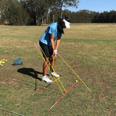 Steps To A Solid Swing